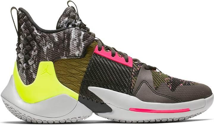 Nike Mens Jordan Why Not Zer0.2