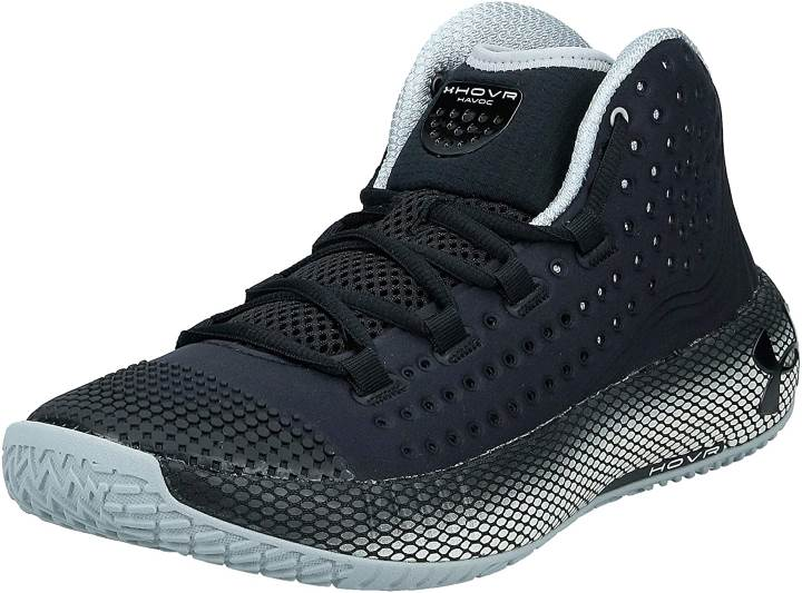One of the best outdoor basketball shoes - Under Armour HOVER Havoc 2