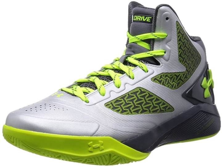 Great basketball shoes - Under Armour UA ClutchFit Drive 2