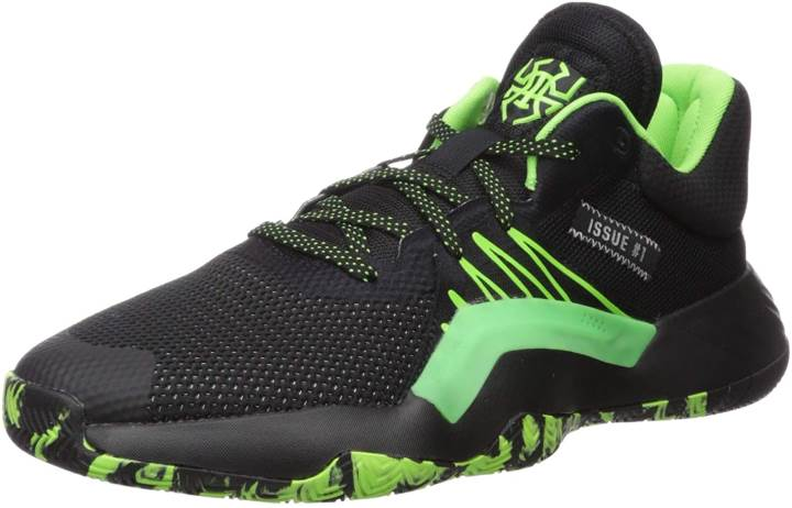 A great basketball shoe for ankle support: Adidas Men's D.o.n. Issue