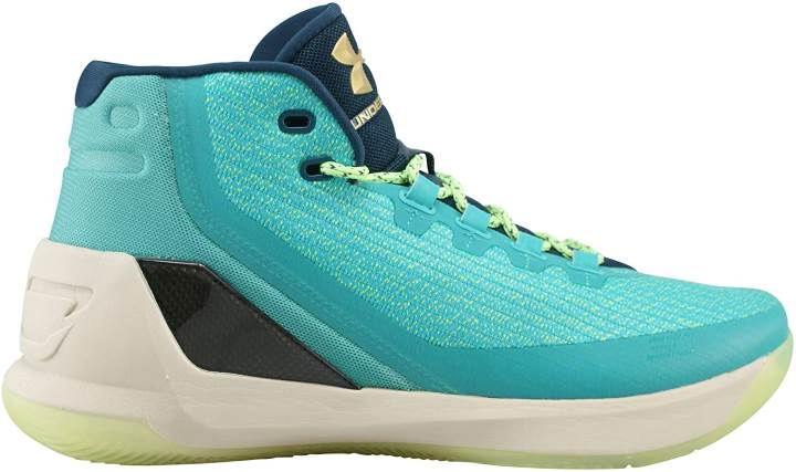 Best basketball shoes for Ankle support - Under Armour Mens Curry 3 Basketball Shoe