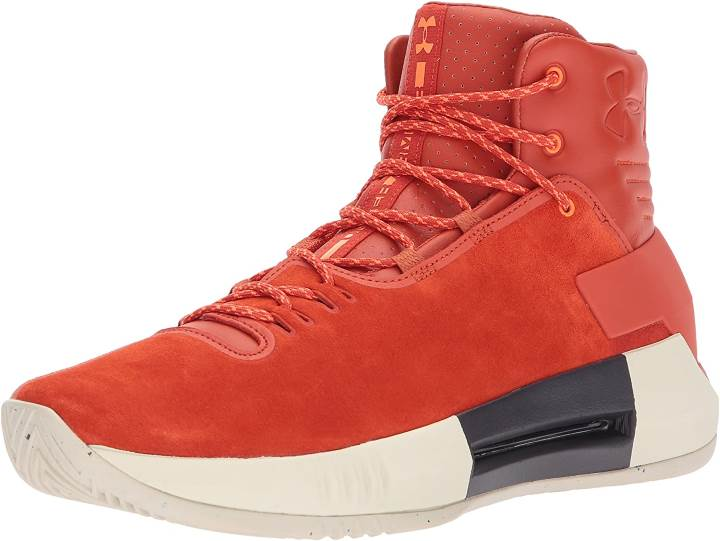 Under Armour Men's Drive 4 Premium - Top Basketball Ankle Support Shoes