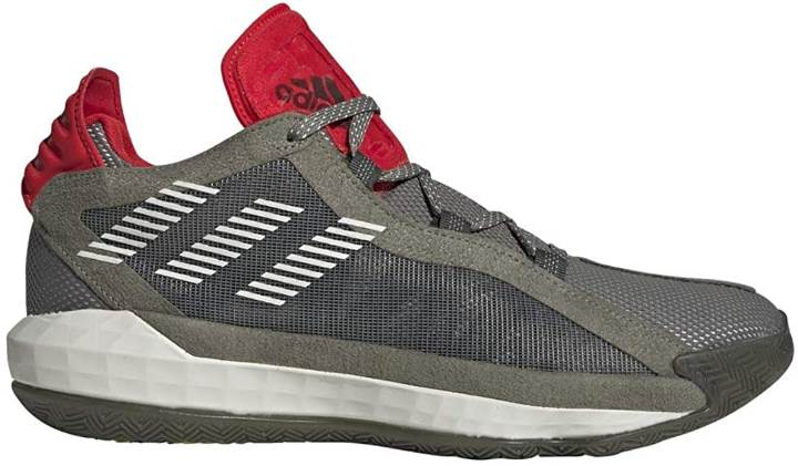 "Adidas Men's Dame 6""Spitfire Basketball Shoes"