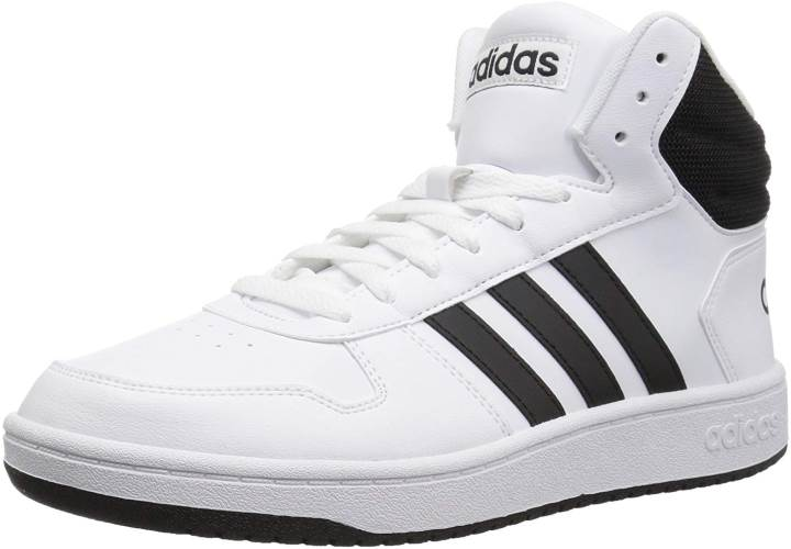 Best Basketball Shoes Under $50: Mens Hoops 2.0 Mid Basketball Shoe