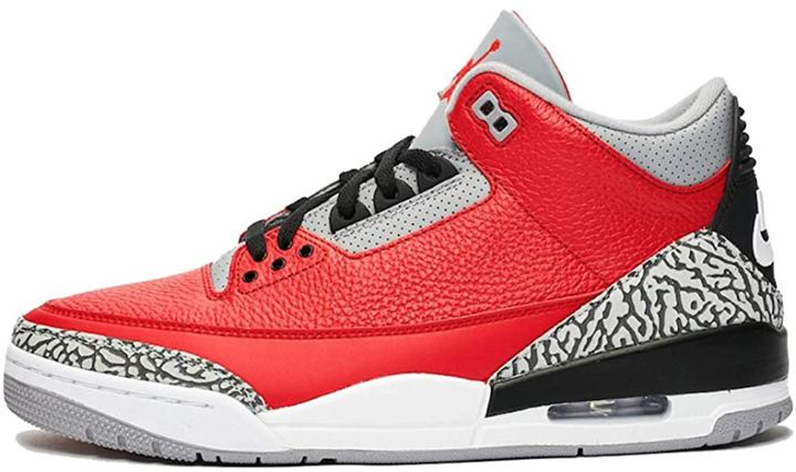 Nike Air Jordan 3 SE - One of the best Basketball shoes for casual wear