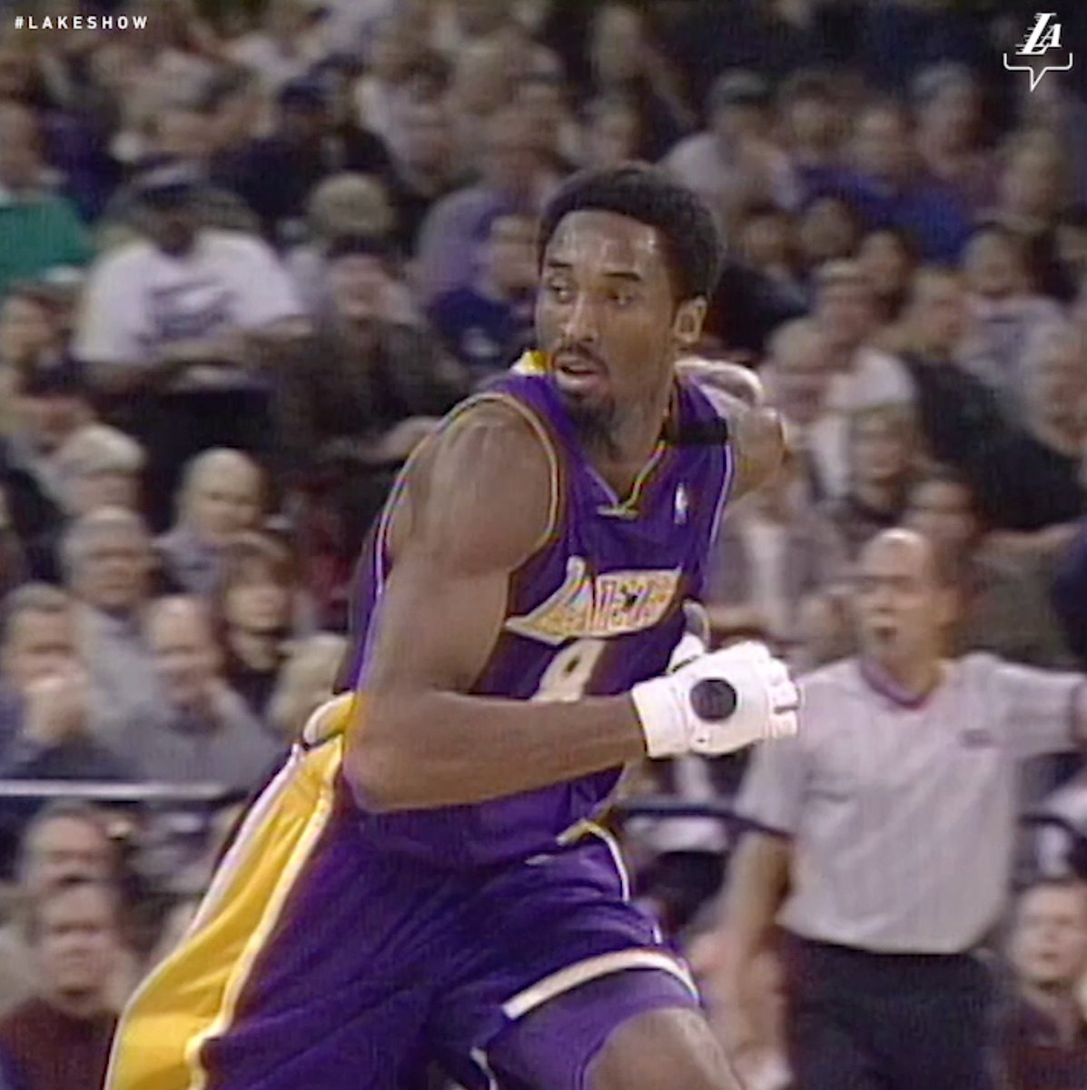 Playing basketball with gloves