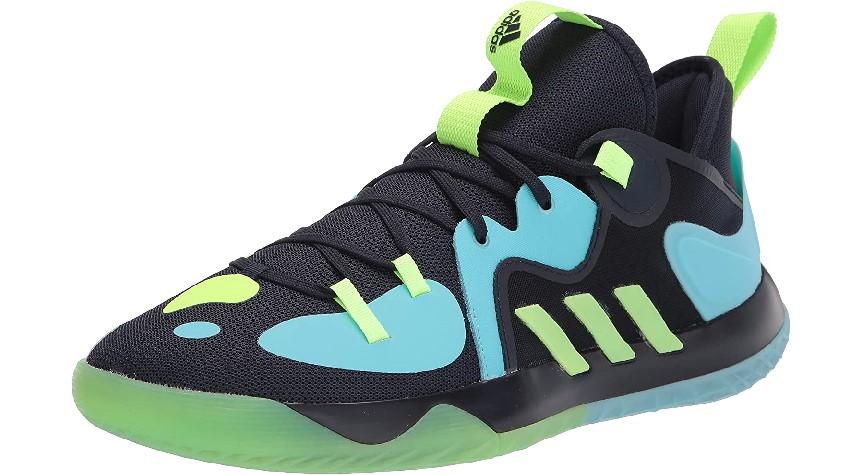 Adidas Unisex Adult Harden Stepback 2 Basketball Shoe
