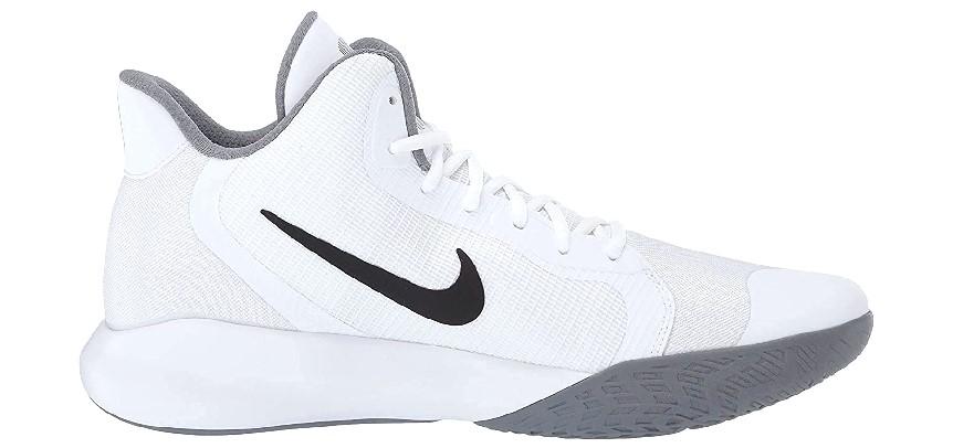 Nike Unisex-Adult Precision Iii Basketball Shoe