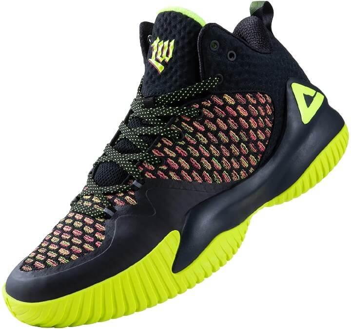 Peak High Top Mens Lightweight Basketball Shoes