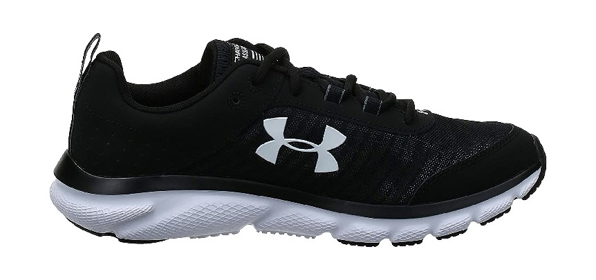 Under Armour Men's Charged Assert 8 Mrble Shoe